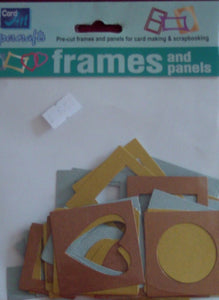 Frames and Panels by Card Art