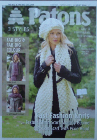 Fast Fashion Knits - Patons 3840