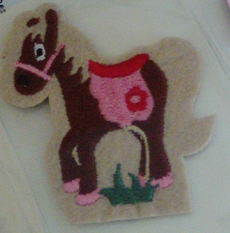 Stick on / Sew-on Motif - Horse