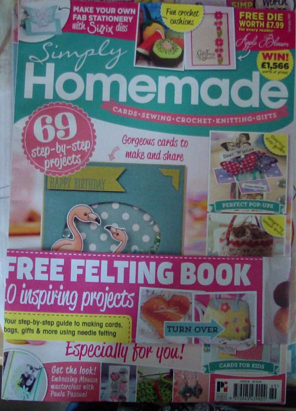Simply Homemade Magazine - Back Issues – Crafts by Design