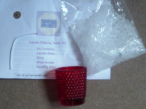 Candle Making Taster Kit by Crafts by Design