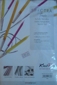 Interchangeable Circular Needles Set - Spectra Trendz by Knitpro