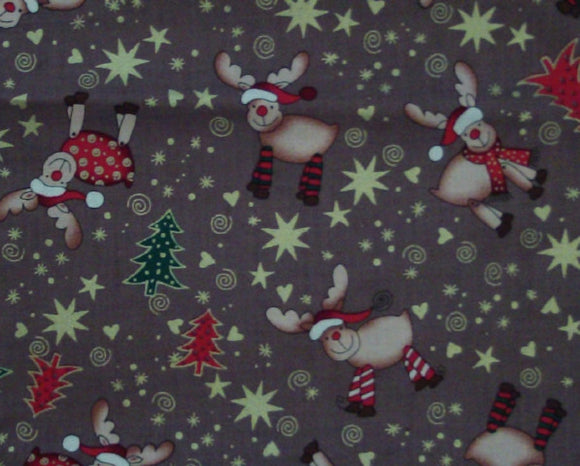Fat Quarters - Christmas