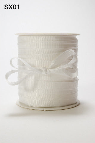 Grosgrain Ribbon - 1cm Wide by May Arts