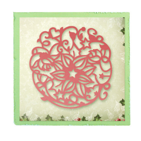 Filigree Bauble Universal Impression Die by Ultimate Crafts