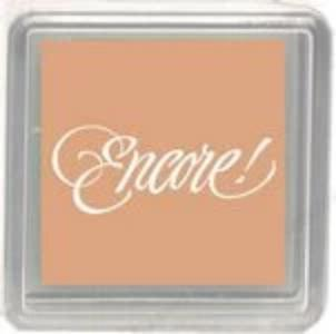 Encore Ultimate Metallic Satin Rose Stamp Pad - Small Square