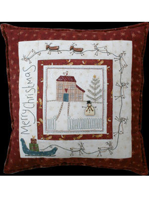 Lynette Anderson Christmas Eve Pillow Pattern