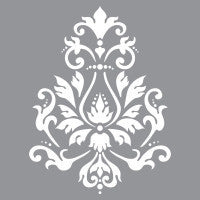 Americana Decor Stencils - Brocade (12