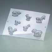 Relief Mould - Farm Animals