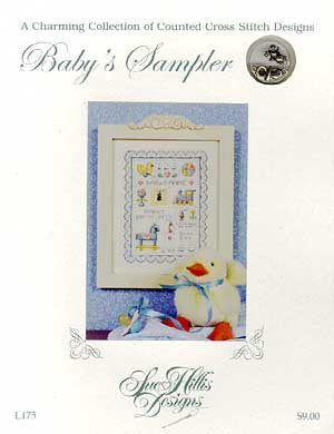 Baby's Sampler (w/charms)