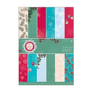 Bellissima Christmas A4 Paper Pack (36 pk)