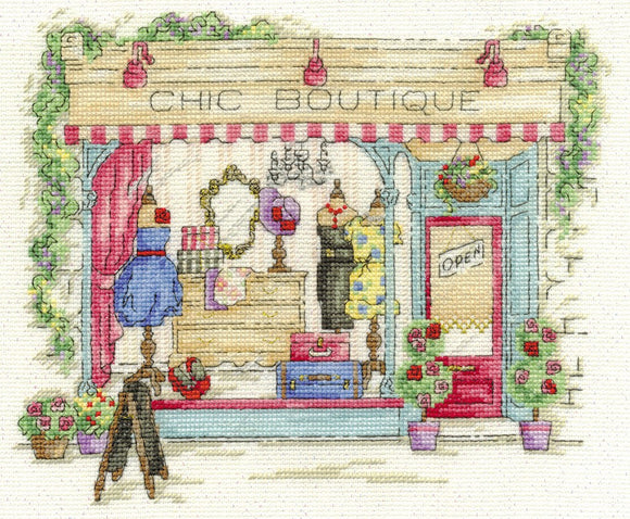 DMC - Vintage Chic - Chic Boutique