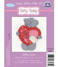 DMC Tatty Teddy Me to You Mini Kits