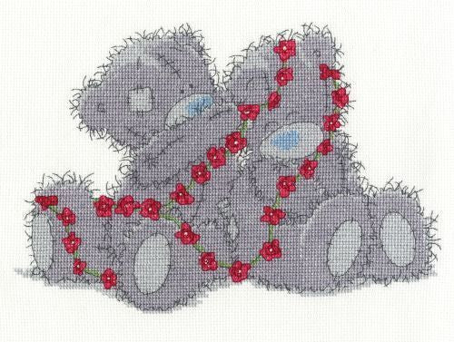 DMC - Tatty Teddy - Daisy Chains Cross Stitch Kit - BL1131/72