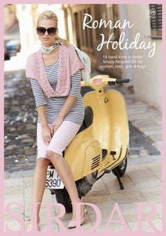 Roman Holiday Knits - Sirdar Pattern Book 398