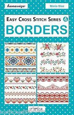 Borders Cross Stitch Book