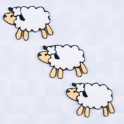 Iron-on / Sew-on Motif - Sheep