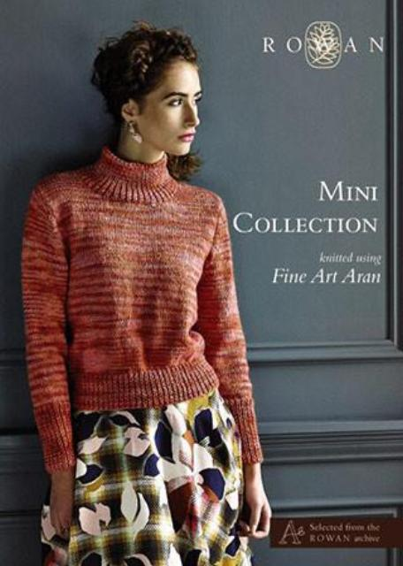 Rowan Fine Art Aran Mini Collection