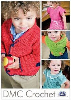 Childrens Wear Crochet Booklet - DMC Crochet