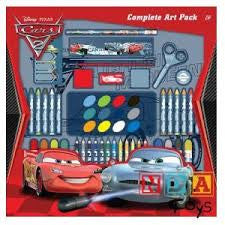 Cars 2 Complete Art Pack