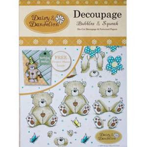 Decoupage – Bubbles & Squeak