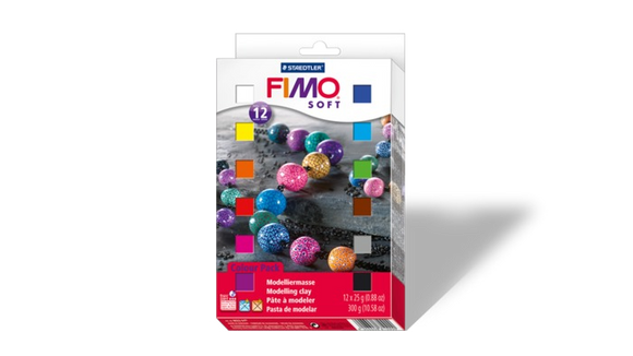 Fimo Soft 10 1/2 Block Set