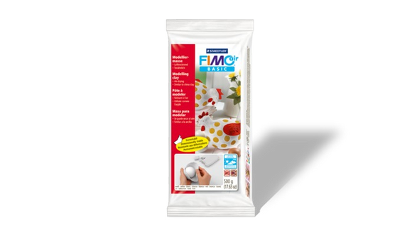 Fimo Air Basic - 500g - White