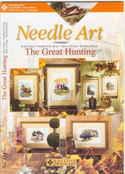 Zweigart Needle Art - The Great Hunting