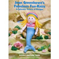 Jean Greenhowe's Fabulous Fun Knits 923 - Knitting Pattern - DK