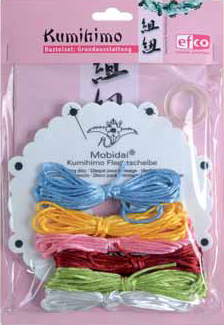 Mobidai Kumihimo Braiding Disk, Craft Set