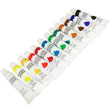 Water Colour Paints x 12