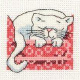 Heritage Crafts - Mini Kit - Cosy Cat
