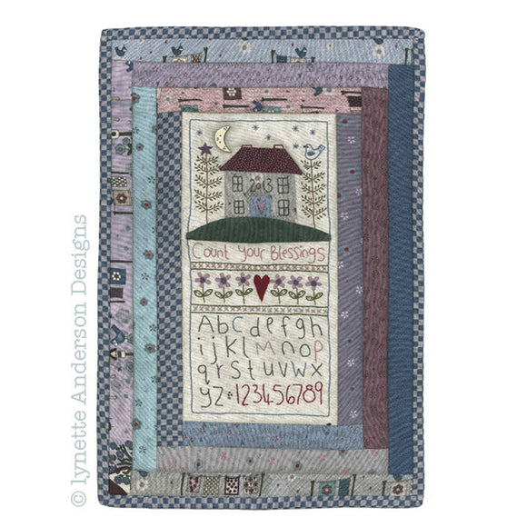 Lynette Anderson Count Your Blessings Quilt Pattern