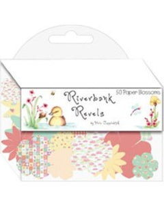 Riverbank Revels Paper Blossoms x 50