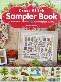 DMC Cross Stitch Sampler Book
