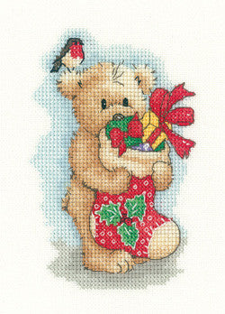 Heritage Crafts - Toffee Bear by Sue Hill - Christmas Toffee