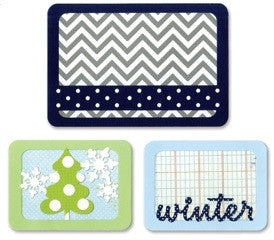 Winter by Rachel Bright for Sizzix Thinlits