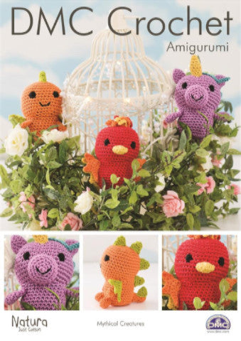 Mythical Creatures - DMC Crochet Amigurumi Pattern