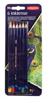 Derwent Inktense Pencil - Pack of 6