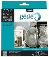 Gedeo Gold Finish Leaf - 25 Pack