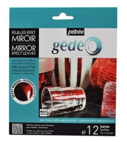 Gedeo Mirror Effect - 12 sheets