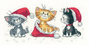 Cats Rule – Christmas Kittens