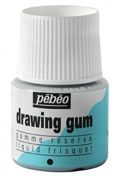 Pebeo Drawing Gum (Masking Liquid)