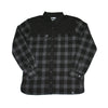 Rep Flannel Black