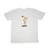 Chain Smoker T-shirt White