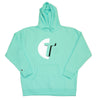 Praise It Hoodie Magic Mint