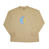 Praise it Long Sleeve Tee Tan
