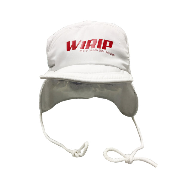 Beers Hat White