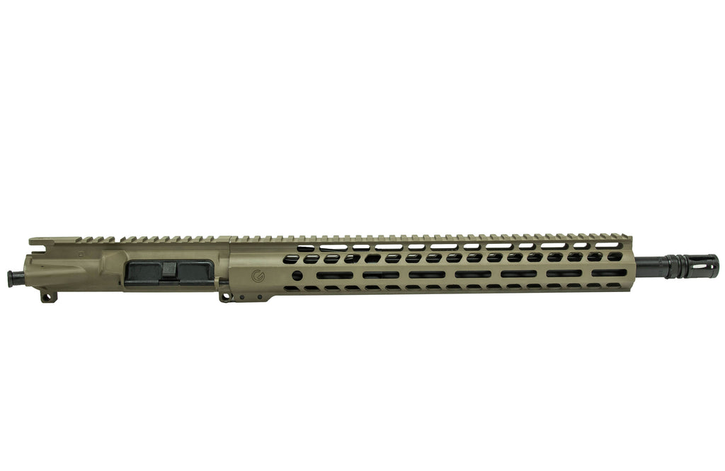 "Ghost Elite 16"" Upper .300 Blackout FDE"