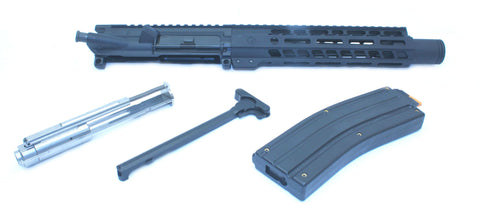 M16 Bolt Carrier Group - Titanium Nitride Coated